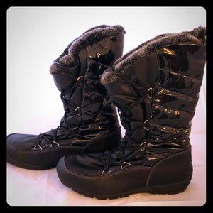 Sport Women's Black Snow boots size 9